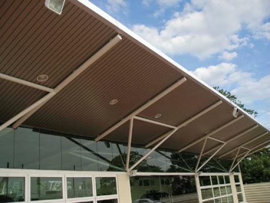 aluminiam strip ceiling 15