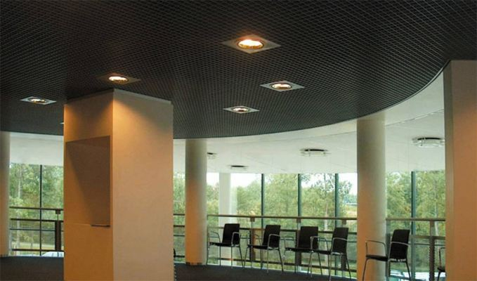 aluminiam strip ceiling 17