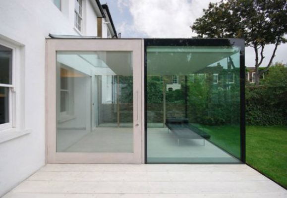 INTERIOR AND EXTERIOR GLASS SCREEN 4