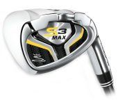 Cobra S3 Max Irons - Steel