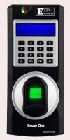 Power One Time Attendance System and Door Access Control Fingerscan