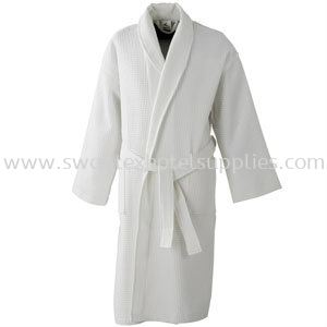 Terry Towel Bath Robe L48�� 100 % Cotton