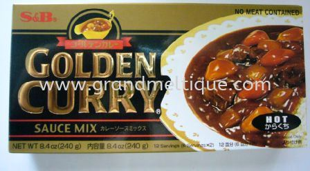 S&B Golden Curry