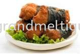 Crispy Chicken Seaweed Roll