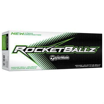 New Taylor Made RocketBallz Golf Balls