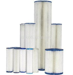 5 Micron Sediment Pleated Filter Series