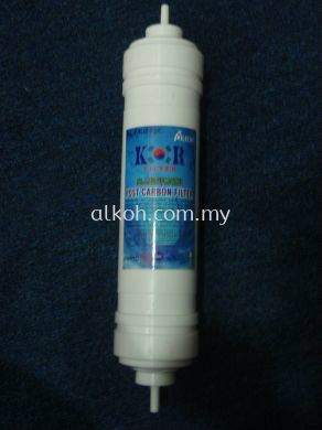 Kor Post-Carbon Filter