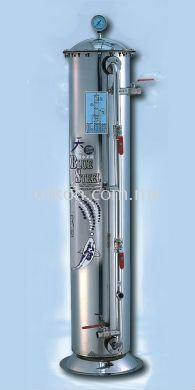 Blue Steel TK-R20-HB - Outdoor Water Filtration System