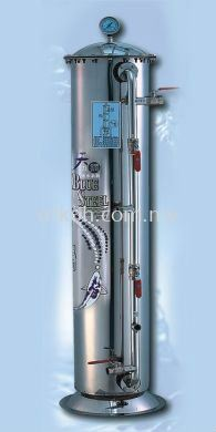 Blue Steel TK-R25-HB - Outdoor Water Filtration System