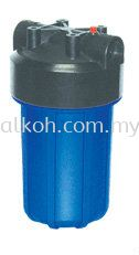 10;quot; Big Flow Housing Filter - Blue