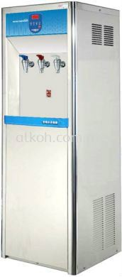 ALKOH Haohsing stainless steel water dispenser Model 406