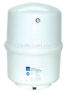 3.2 Gallon Plastic Storage Tank