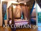 romance bed Curtain Design