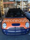 Mini Cooper sticker design Car Sticker Design