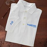 Personalized Corporate Embroidered Logo Golf Polo