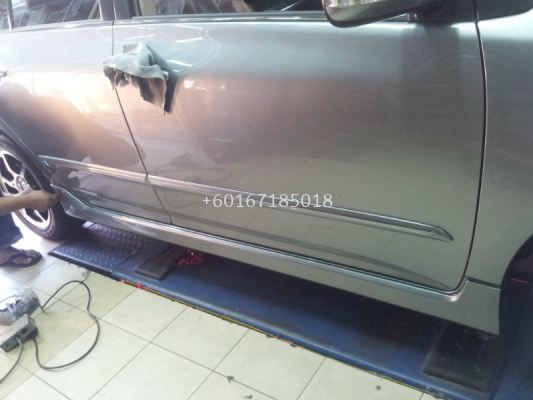 TOYOTA  ALTIS NEW  BODYKIT SPORTIVO