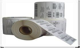 2K and Barcode Label 35MM X 25MM