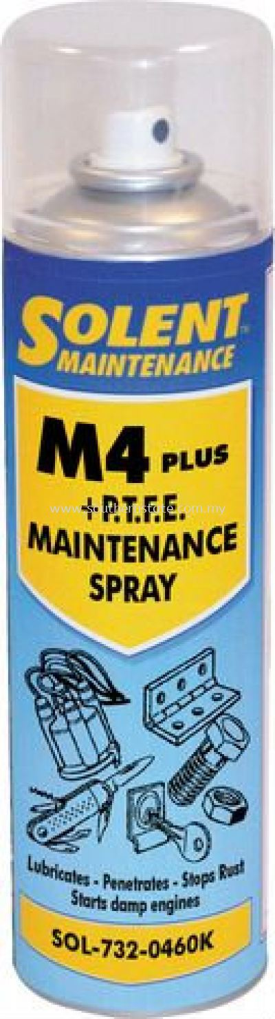 M4-Plus Spray