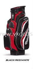 Catalina 4.0 TaylorMade Cart Golf Black Red Bag