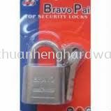 60mm security lock bravo