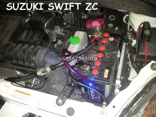 POWER CHARGER SUZUKI SWIFT