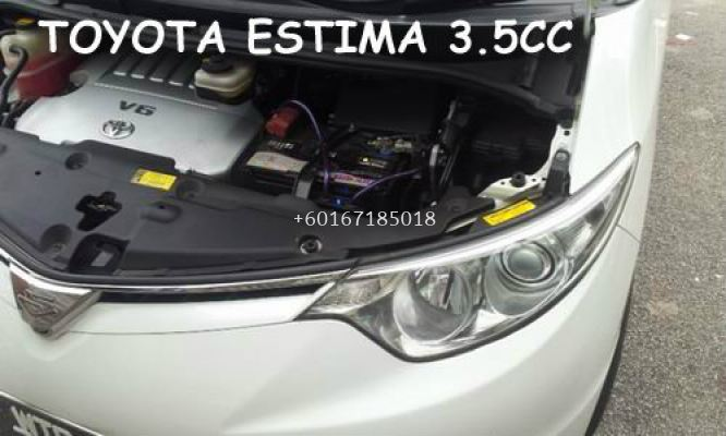 POWER CHARGER TOYOTA ESTIMA ACR 50