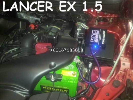 POWER CHARGER MITSUBISHI LANCER EX