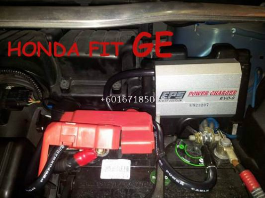 POWER CHARGER HONDA FIT GE