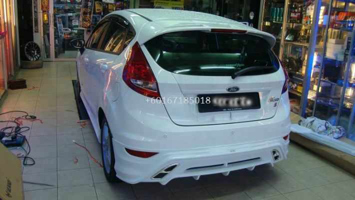 FORD FIESTA HATCH BACK BODYKIT EXS