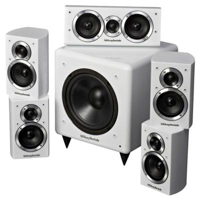 Moviestar DX-1 HCP 5.1 Speaker Package