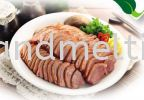 Korean Honey Smoked Whole Duck Boneless DUCK PRODUCT