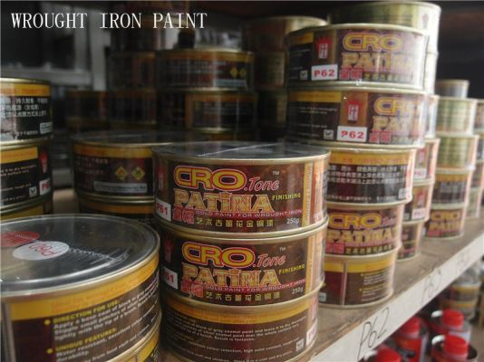 WROUGHT IRON PAINT