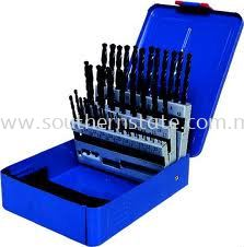 Senator HSS Roll Forged Jobber Drill Sets