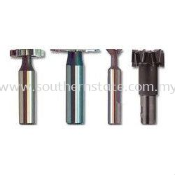 Sherwood HSS Threaded Shank Woodruff Cutters