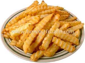 Belgium Crinkle Fries 1kg x 10pkt