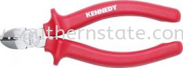 Kennedy Heavy Duty Diagonal Cutting Pliers Pliers and Grips Hand Tools