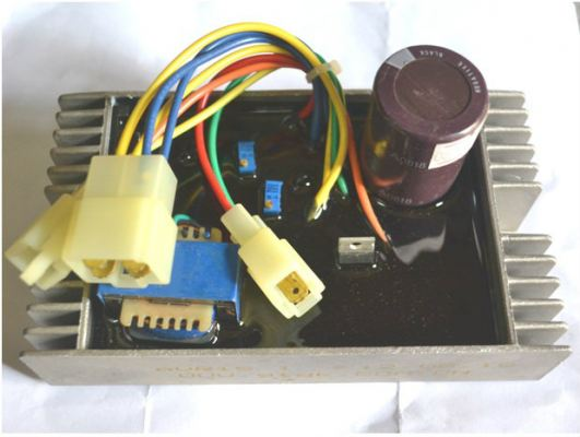 Automatic Voltage Regulator AVR 15-1