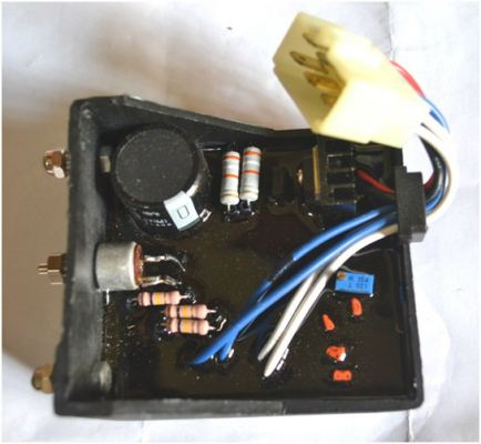 Automatic Voltage Regulator GFC 8-1A