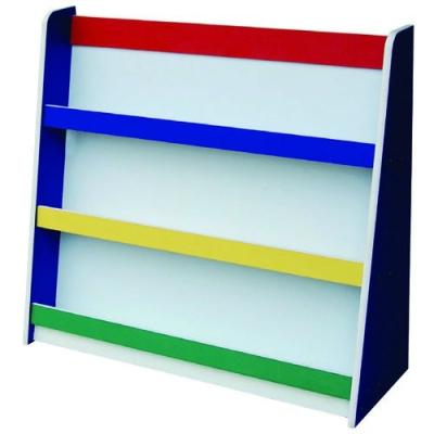 Q008 Single-Sided Library Shelf