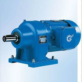 Nord standard range helical gear reducer