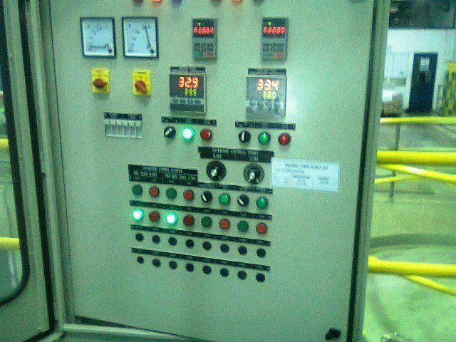 CONTROL PANEL PROJECTS