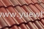 Mahogany ELABANA Series Monier Roof System