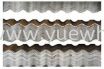 Corrugated Galvanized Steel Sheet 32G G.I. Roofing