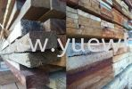 Tenalised Wood 药水木 / 杀油木 Tenalised Timber