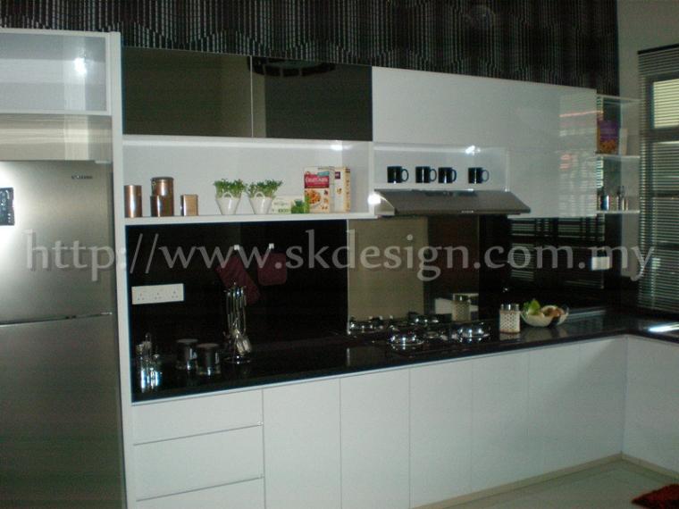 Residential Wet Kitchen Design  KITCHEN DESIGN