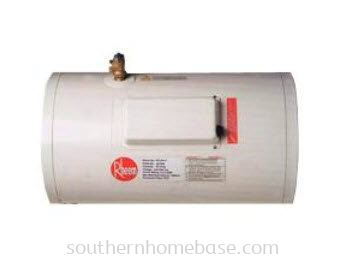 Rheem Water Heaters Storage