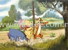 4-411_Winnie_Expedition_k KOMAR- DISNEY Wallpaper (0.53m x 10m)