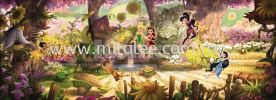 1-416_Fairies_k KOMAR- DISNEY Wallpaper (0.53m x 10m)