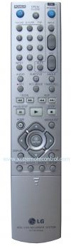 RM-D938 LG BLU-RAY HOME THEATER REMOTE CONTROL LG HOME THEATER REMOTE CONTROL