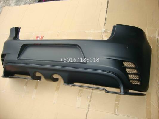 VW Golf Tsi Bodykit Revosport